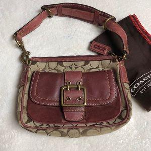Coach Shoulder Bag 7061 S.E. Fall 2004